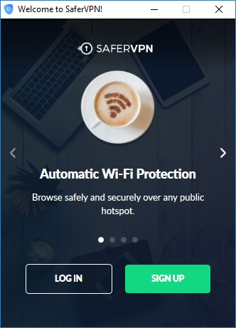 SaferVPN review how to use