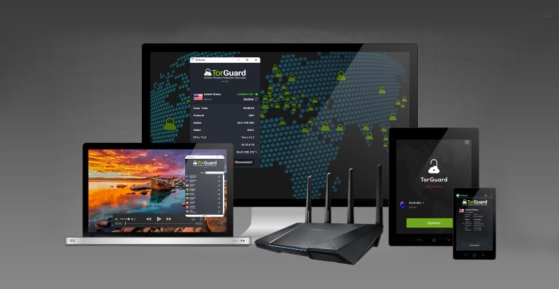 Torguard - VPN for Australia
