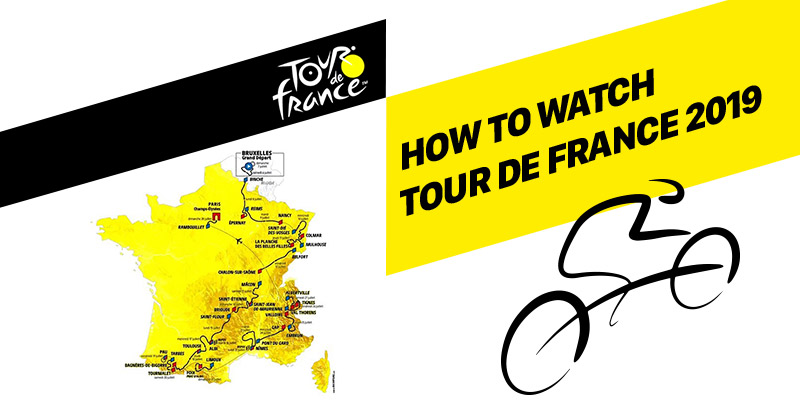eac802a66 How To Watch Tour De France 2019 Live Online For Free | VPNpro
