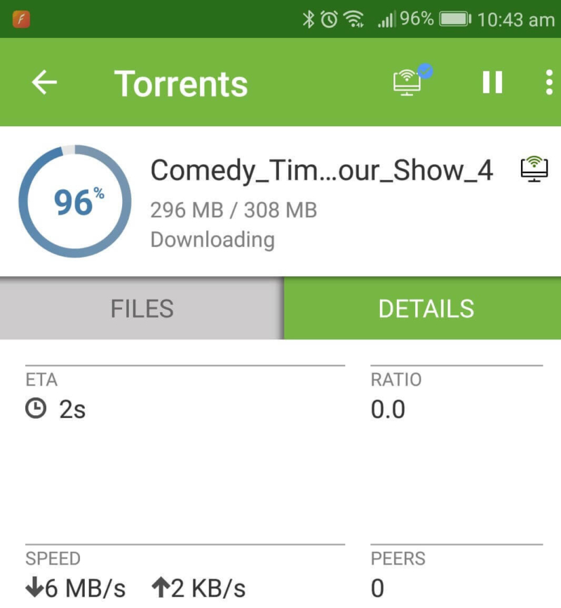 utorrent for android review