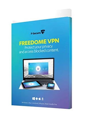 Buy VPN with gift card F-Secure Freedome